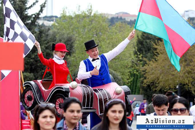 F1 Azerbaijan Grand Prix 2018 - PHOTOS