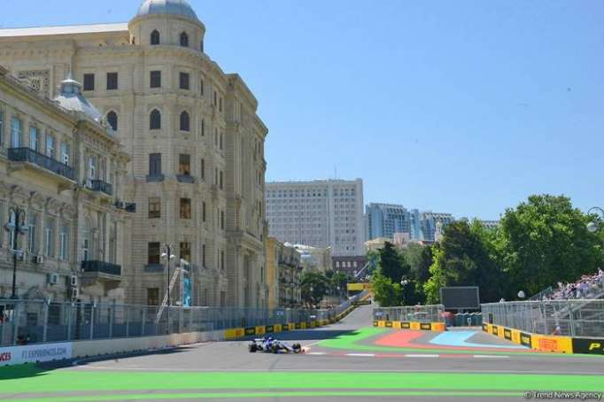 Tickets for some grandstands of Formula 1 Grand Prix of Azerbaijan sold out