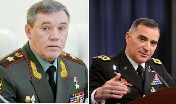 Gerasimov Bakıya gəldi - NATO baş komandanı ilə görüşəcək