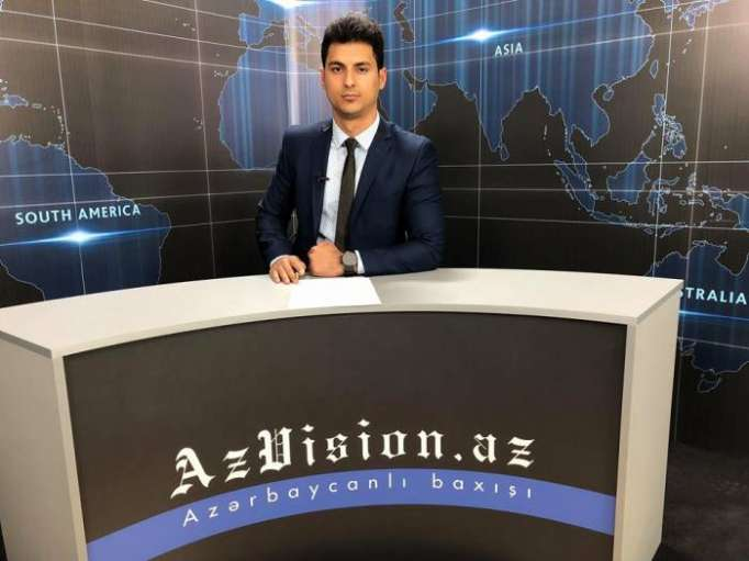 AzVision TV releases new edition of news in German for April 16- VIDEO