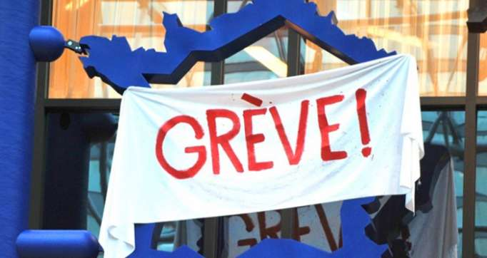 France: Les grèves et les manifestations font trembler l'économie