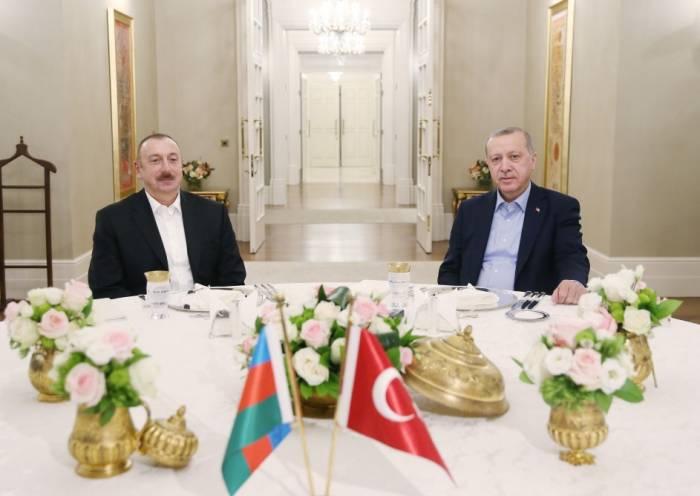 Hoy tendrá lugar una reunión entre Ilham Aliyev y Erdogan
