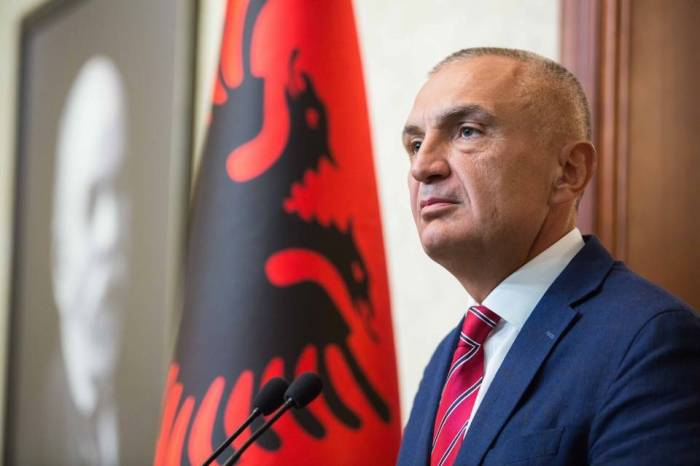 Albanian president congratulates Ilham Aliyev on election victory