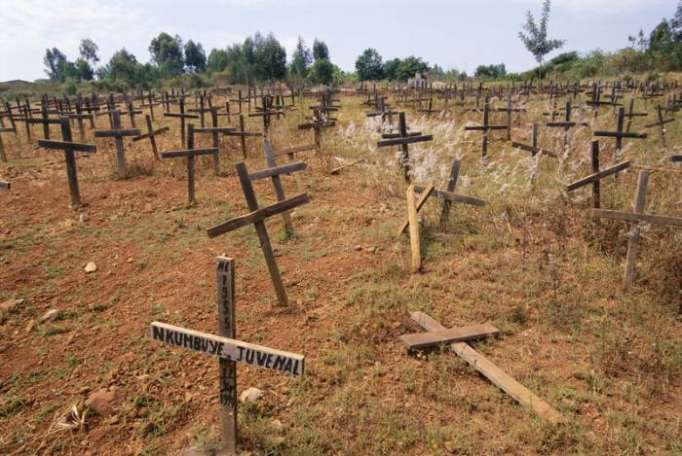 Four mass graves have been discovered in Rwanda, 24 years after the Genocide