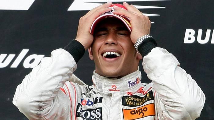 """Hemilton """"Formula-1""""in qalibi oldu"""