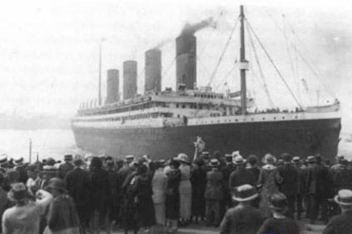 """1513 nəfərin öldüyü """"Titanik"""" faciəsi - 107 il ötür (FOTOLAR)"""