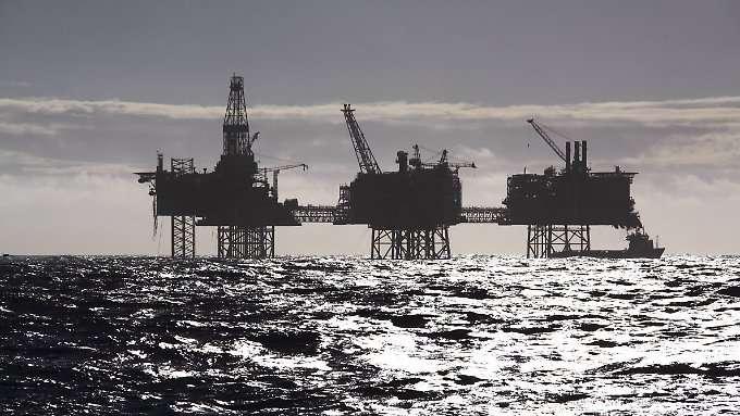 Ölpreise steigen auf Mehrjahres-Hoch