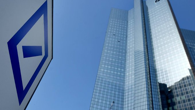 Investmentbanking-Aus bei Deutscher Bank?