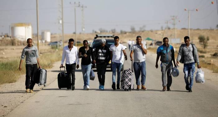 Israel anula la deportación masiva de inmigrantes africanos