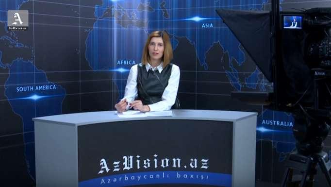 AzVision News: İngiliscə günün əsas xəbərləri (9 aprel) - VİDEO