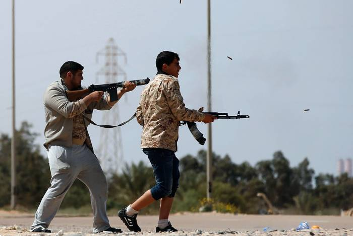 One killed, two injured in renewed clashes in southern Libya