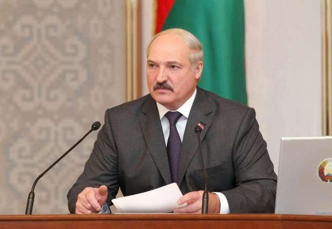 Lukaşenko seçkidən danışdı: