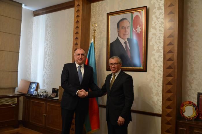 Saudi envoy ends diplomatic tenure in Azerbaijan