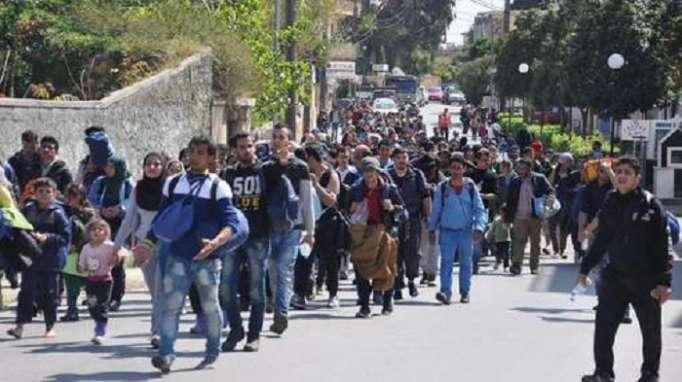 Les migrants plus tenus à rester dans les hotspots grecs