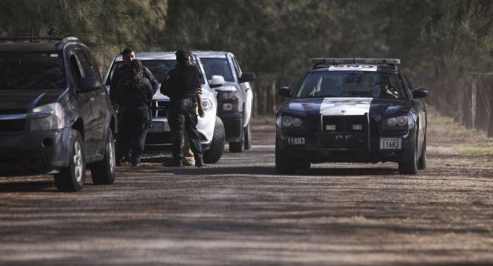 Cientos de migrantes centroamericanos son arrestados en México por agentes federales