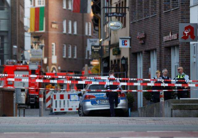 German police try to work out motive for Muenster attack