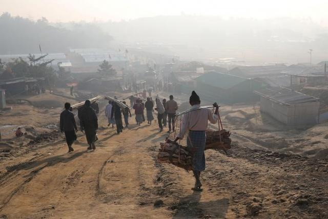 Myanmar not ready for return of Rohingya refugees: U.N. official