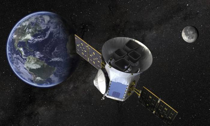 Nasa to launch Tess on hunt for 20,000 new worlds