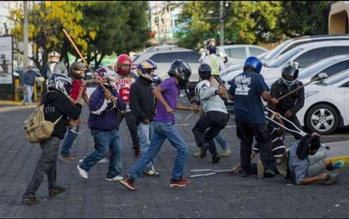 Al menos dos policías muertos y más de 120 heridos en protestas en Nicaragua