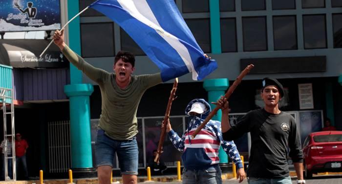 La Policía de Nicaragua libera a los detenidos durante las protestas contra la reforma jubilatoria