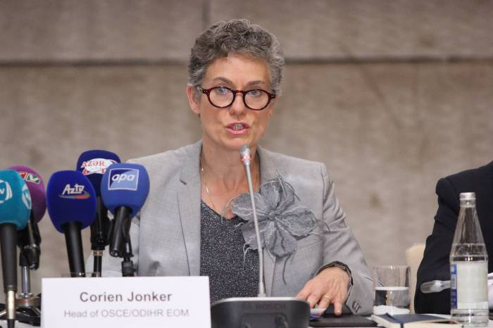 OSCE/ODIHR mission head: Final report on elections in Azerbaijan will be ready in two months