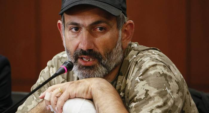 Pashinyan officially nominated for post of Armenian PM