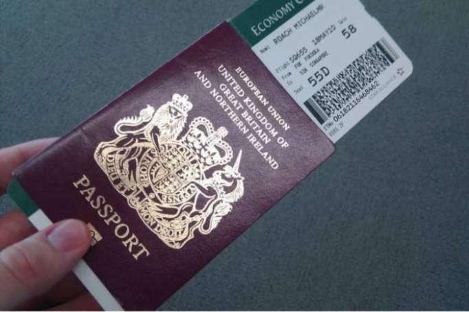 GB: le passeport post-Brexit sera fabriqué par le groupe français Gemalto