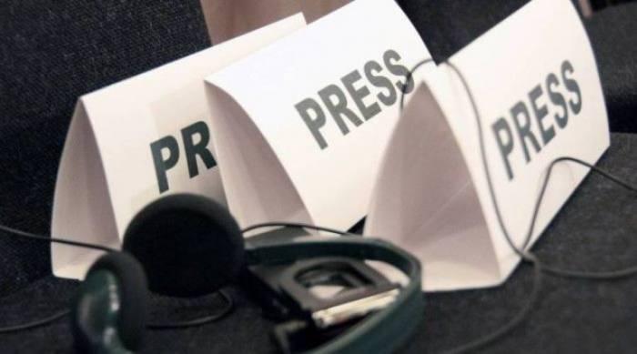 Prezident seçkilərini 51 xarici KİV işıqlandıracaq
