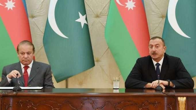 Pakistani president congratulates Ilham Aliyev