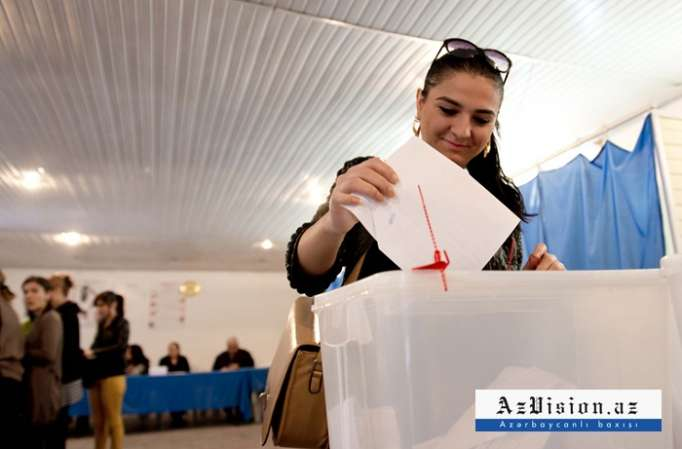 Azerbaijan president election: Voting underway in districts
