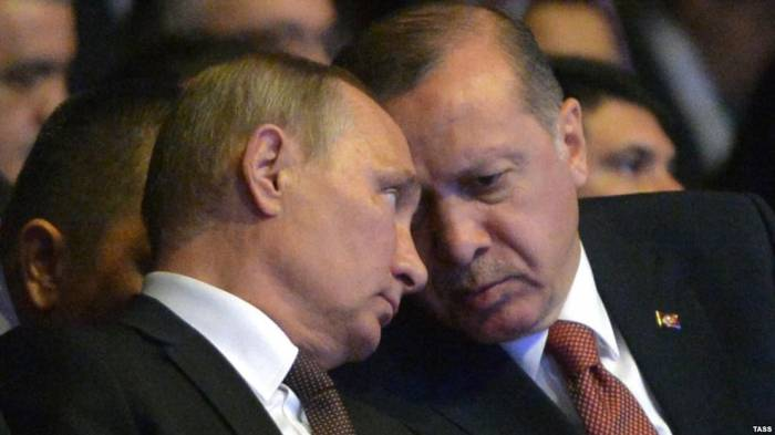 Erdogan and Putin discussed need to halt civilian deaths in Syria