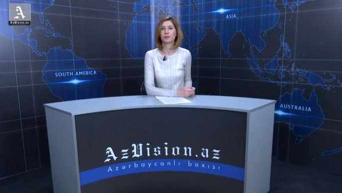AzVision News: İngiliscə günün əsas xəbərləri (16 aprel) - VİDEO