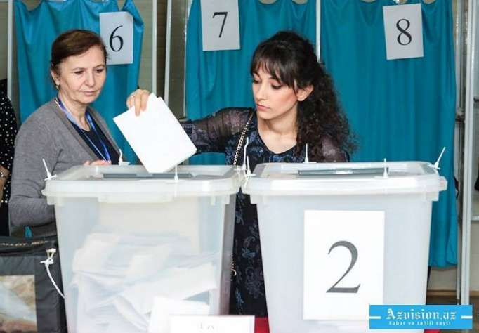 Jojug Marjanli residents voting for the first time in 24 years