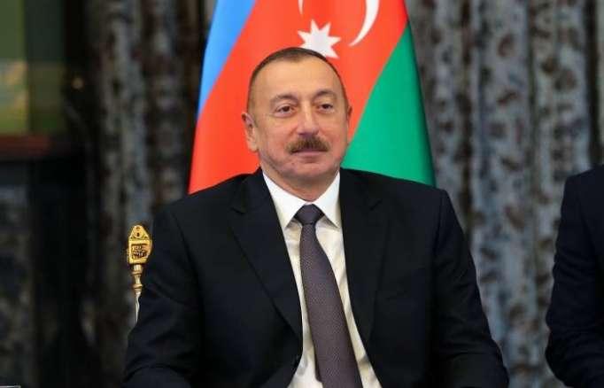 """""""Asudə vaxtımı ailəmlə keçirirəm"""" – İlham Əliyevin Qusmana müsahibəsi"""