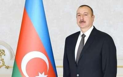 أمير دولة الكويت يهنئ الرئيس الأذربيجاني