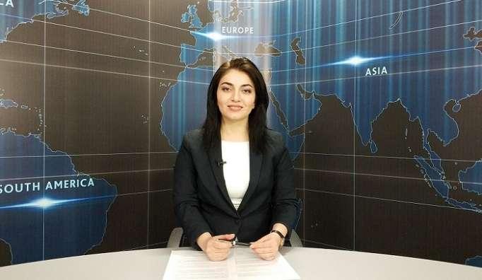AzVision News: İngiliscə günün əsas xəbərləri (22 yanvar) - VİDEO