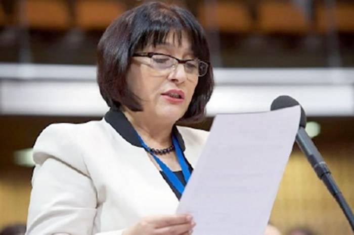 Azerbaijani parliament speaker appeals to int'l organizations due to Armenia's provocations