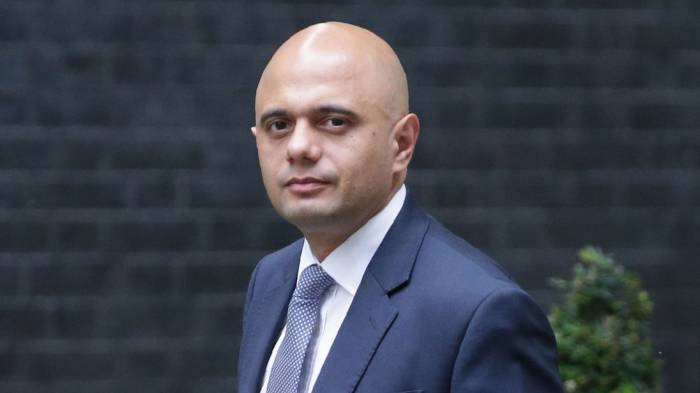Sajid Javid reportedly resigns as chancellor