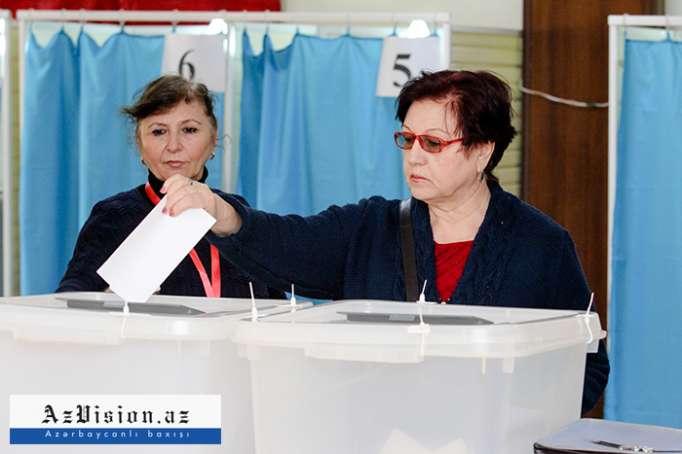 Ən aktiv və passiv seçki dairələri - Yekun məlumat açıqlandı