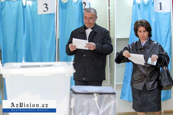 Voting results at 4 polling stations announced as invalid in Azerbaijan