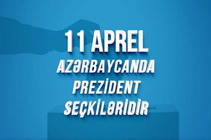 Azerbaijan completes pre-election campaign for presidential election