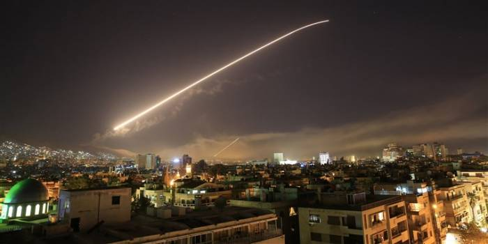 What we know so far about the strikes on Syria?