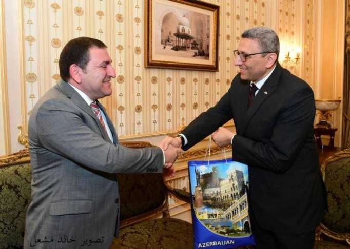 Friendship group with Azerbaijan created in Egyptian parliament