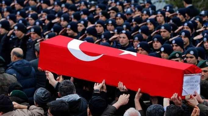 Türkiyə 2 şəhid verdi, 3 əsgər yaralandı