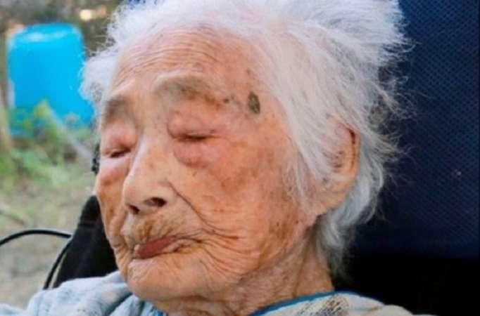 Japon:Décès à 117 ans de la doyenne de l