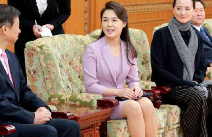 Corée du Nord:La «Première dame respectée» prend du galon