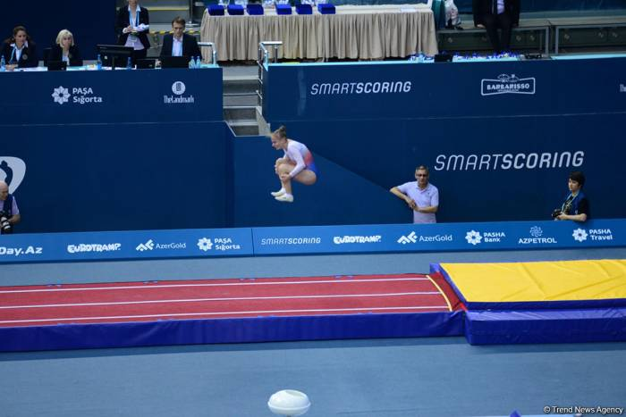 Finalists announced at European Championships tumbling event in Baku