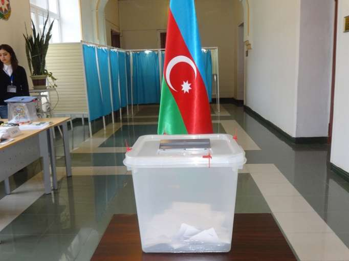 Over 5,600 polling stations ready for presidential election: Azerbaijan's CEC