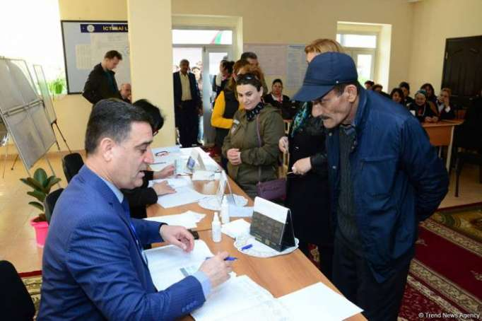 Portuguese observer: Presidential election results in Azerbaijan - choice made by people