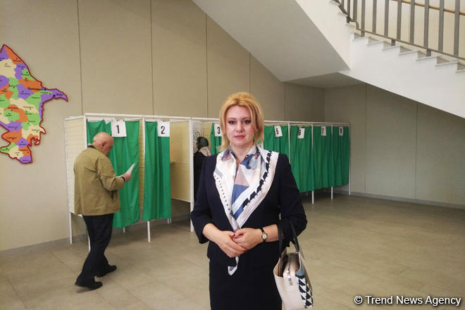 Moldovan MP: Azerbaijan creates conditions for citizens of all ages to vote
